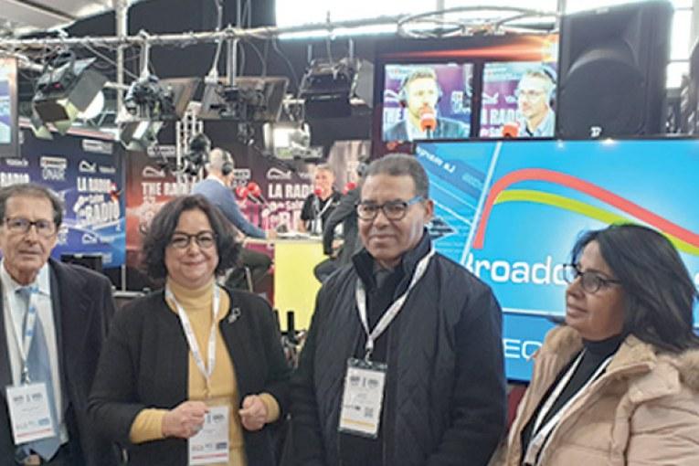 La HACA à l'édition 2020 du Salon de la radio et de l'audio-digital à Paris