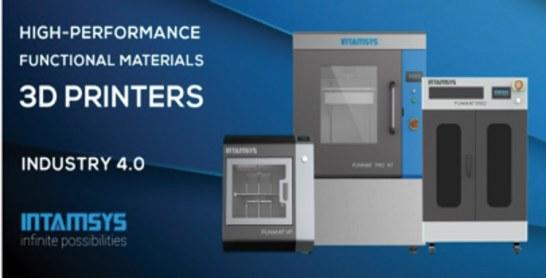 Impression 3 D : Factory 3D distributeur exclusif d'Intamsys au Maroc