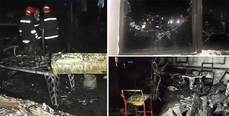 Deux morts dans un café à chicha à Tanger : L'heure est à l'indignation