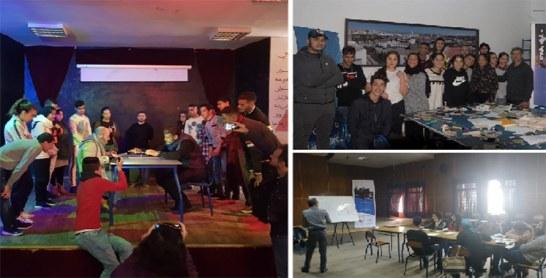 2ème phase du projet «Jeunes, théâtre et engagement civique» : 36 maisons de jeunes dans 4 régions  du Maroc et 500 participants bénéficiaires