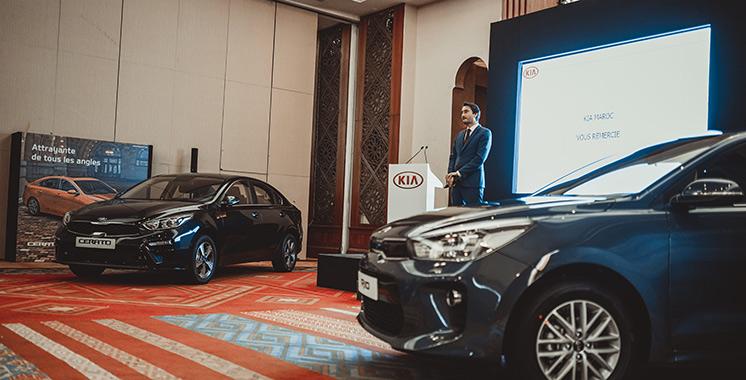 KIA : Un bilan satisfaisant en 2019