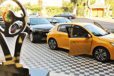 11ème édition des Trophées de l'automobile : La nouvelle Peugeot 208 désignée voiture de l'année 2020 au Maroc