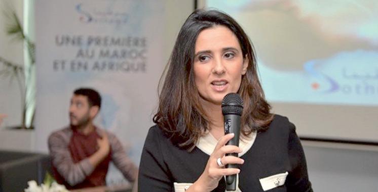 Lamia Tazi nommée PDG du  laboratoire pharmaceutique Sothema