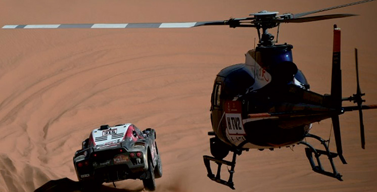 Dakar : Serradori brille devant Alonso