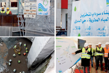 Protection de Casablanca contre les inondations : Les chantiers avancent comme prévu