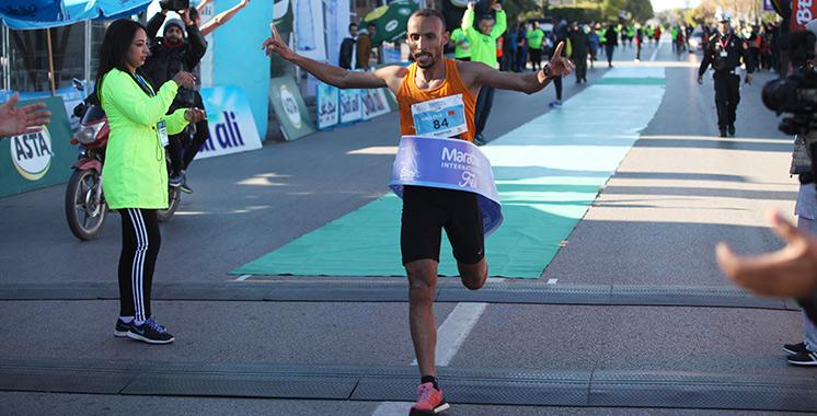 Marathon international de Fès : Jawad Kallouz pulvérise le record