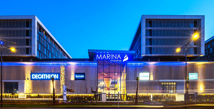 C'est parti pour  les soldes à Marina Shopping Casablanca