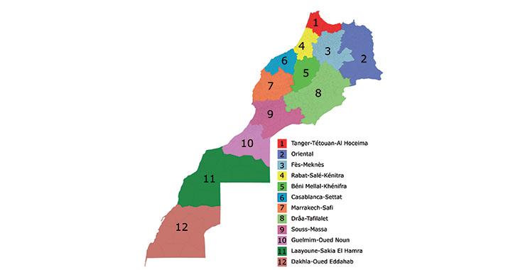 Eau et électricité : La gestion confiée aux régions