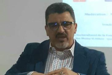 Mokhtar Chaoui présente à Tétouan  son livre «L'Amour est paradis»