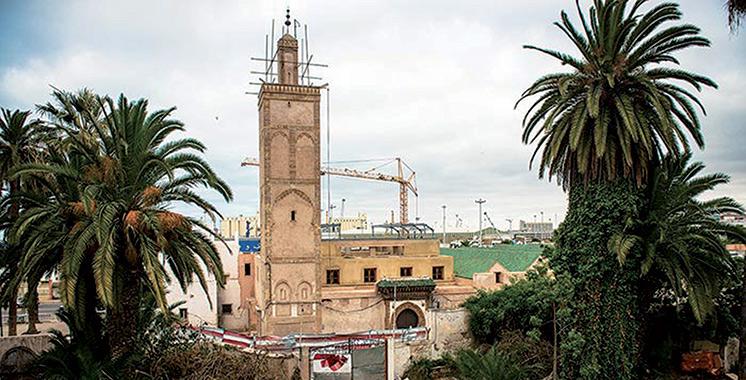 1.556 mosquées à réhabiliter pour un budget  d'un milliard DH