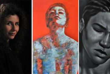Mouna Bensaid expose  ses «Tourmentes féminines»