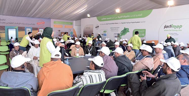 Al Moutmir itinérant dédié à l'arboriculture  : Le dispositif fait escale dans la province d'Al Haouz