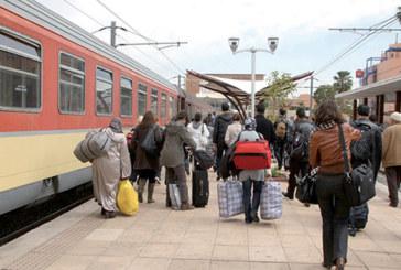 Vacances scolaires : L'ONCF lance  un plan de transport spécial