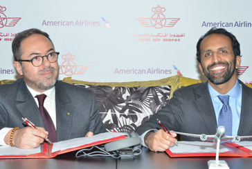 RAM et American Airlines officialisent l'accord code-share