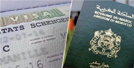 La France a délivré 346.032 visas aux Marocains en 2019