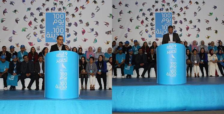 Programme «100 villes, 100 jours» : Le RNI donne la parole aux habitants d'Agadir