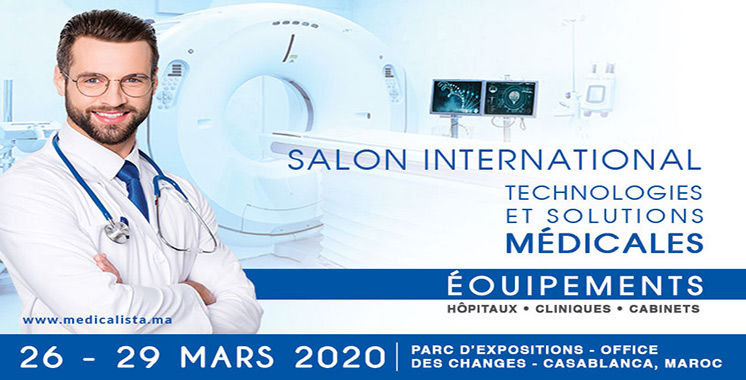 Salon : Medicalista en mars prochain