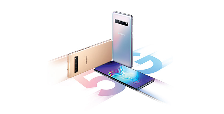 CES 2020 Innovation Awards : Samsung rafle 46 prix