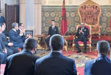 Programme national d'approvisionnement en eau potable et d'irrigation 2020-2027 : Les détails de la convention-cadre signée devant SM le Roi