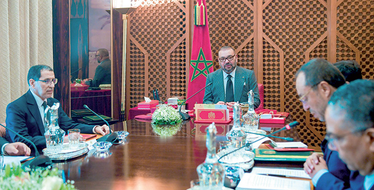 SM le Roi lance un programme d'envergure : 115 milliards de dirhams pour l'approvisionnement en eau et l'irrigation