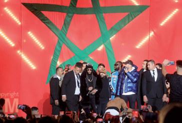 La 3ème édition «Stars in the place»  à Marrakech en images