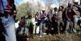 La tentative a été mise en échec : 400 immigrants clandestins  subsahariens à l'assaut de Sebta