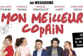 «Mon meilleur copain» pour les 10èmes Théâtrales de Casablanca