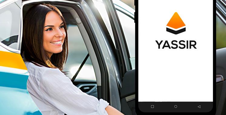 Le service sera étendu à d'autres villes : Yassir lance son application Taxi à Tanger