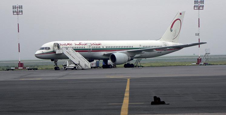 La RAM lance une nouvelle ligne reliant Laâyoune à Rabat