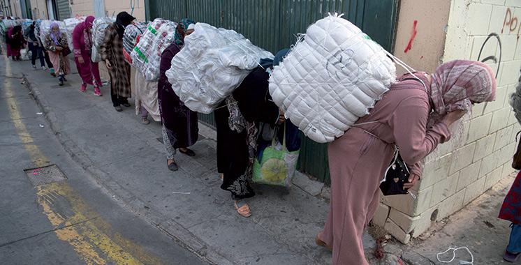Les enfants et les femmes de Bab Sebta sous la loupe des députés