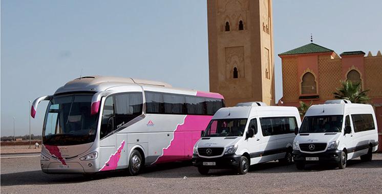 Commission des transports : Traitement de 4.365 dossiers relatifs au transport de voyageurs, mixte et touristique en 2019