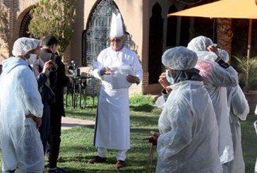 Taroudant : Tomber du rideau sur des ateliers de formation  liés au tourisme durable