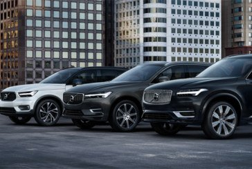 Grâce au succès de ses SUV : Volvo Cars enregistre un nouveau record de ses ventes pour la 6ème année consécutive