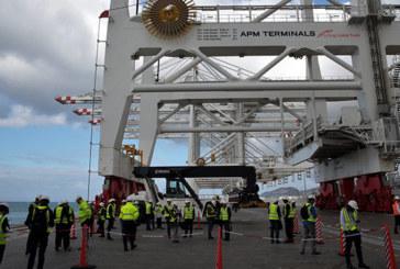 APM Terminals Med Port Tangier : Plus d'un million d'EVP traités en moins d'un an