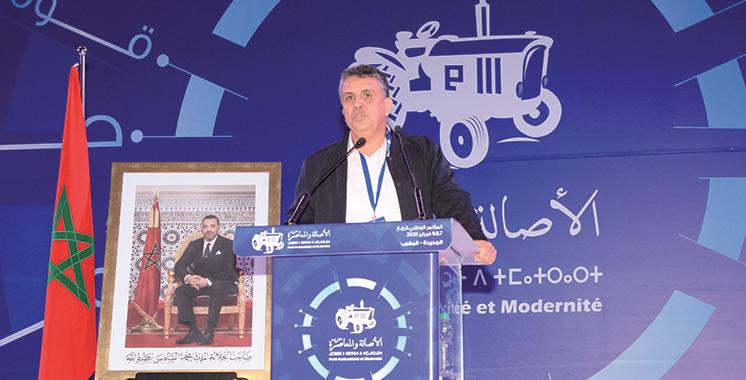 Abdellatif Ouahbi nouveau secrétaire  général du PAM