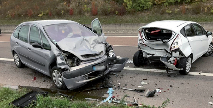 Plus d'accidents, mais moins de morts en 2019