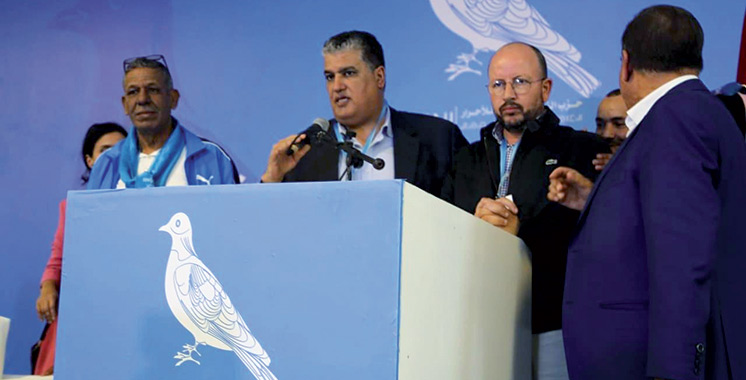 Agadir : Omar Halli élu coordinateur local du Rassemblement national des indépendants