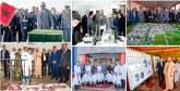Visite royale à Agadir : SM le Roi lance et inaugure une série  de projets structurants