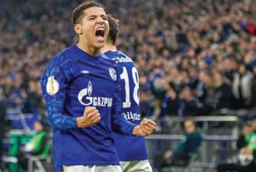 Coupe d'Allemagne : Amine Harit décisif dans la qualification  de Schalke