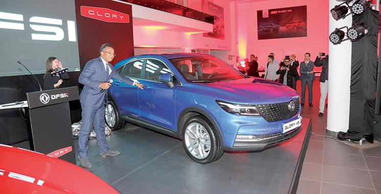 Disponible dans les showrooms d'Auto Hall : La nouvelle gamme de DFSK Glory fête son entrée sur le marché marocain