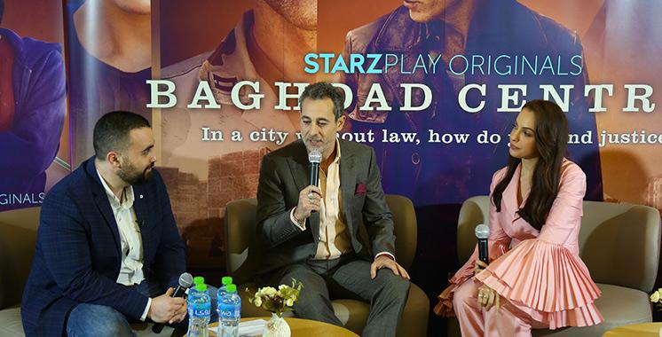 La mini-série «Baghdad Central»  sur Starzplay