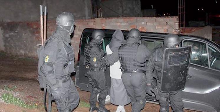 Arrestation à Skhour Rehamna d'un ancien détenu pour terrorisme