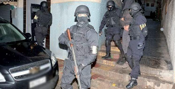 BCIJ: Arrestation de 6 membres de l'organisation de «l'Etat islamique»