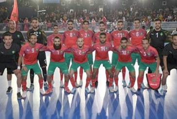 CAN Futsal : Le Maroc rejoint l'Egypte en finale