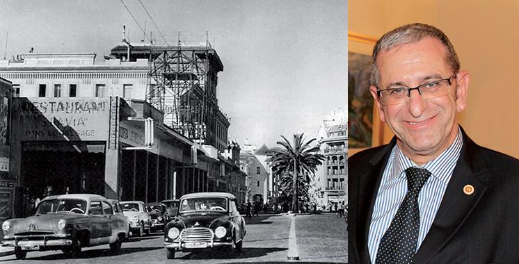 Casablanca d'antan : Témoignage de Simon Haim Skira