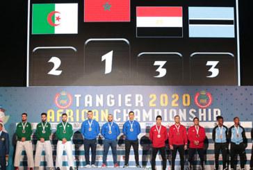 Championnat d'Afrique de karaté : Le Maroc remporte le titre avec 37 médailles dont 15 en or