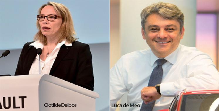A l'issue de son conseil d'administration : Renault nomme son directeur général et son directeur général adjoint