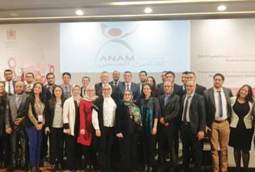 AMO : Plus  de 10 millions de bénéficiaires
