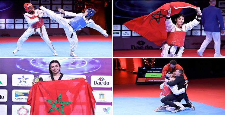 Éliminatoires africaines de taekwondo : Trois Marocains sur quatre qualifiés aux JO de Tokyo