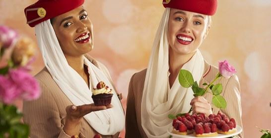 Emirates : La Saint-Valentin  célébrée à bord